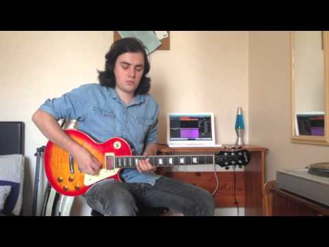 Hideaway - John Mayall & The Bluesbreakers with Eric Clapton (Guitar Cover)