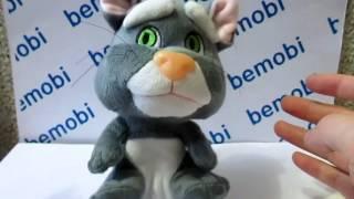 Игрушка говорящий Кот Том (Woody O'Time) - видео