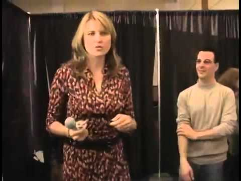 Lucy Lawless Behind the Scenes Xena Convention 2006