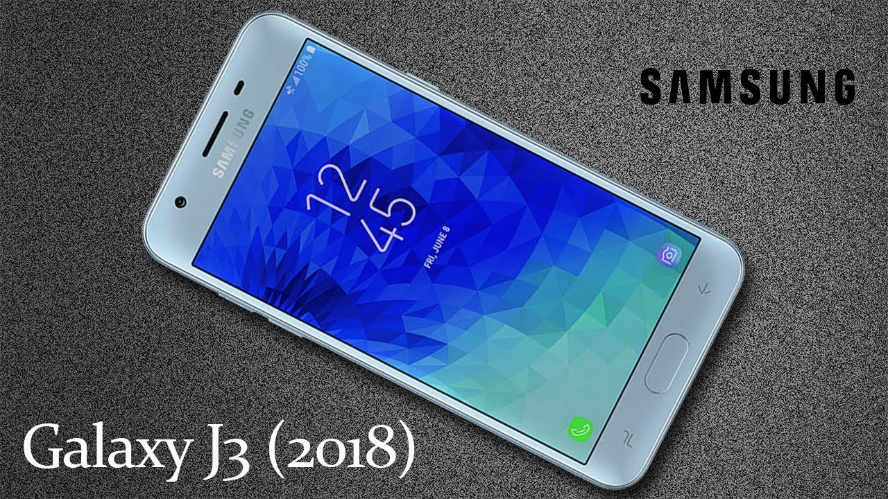 Samsung Galaxy J3 (2018) Reviews, Specs & Price Compare