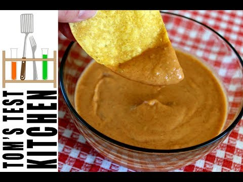 Homemade Bean Dip Recipe