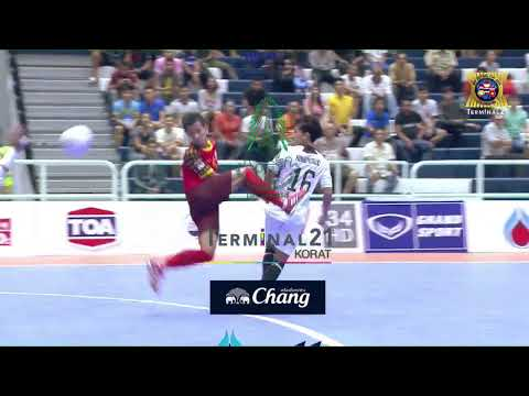 AFF FUTSAL CUP 2019 SANVINES SANATECH KHANH HOA VS BLACK STEEL FUSTAL CLUB