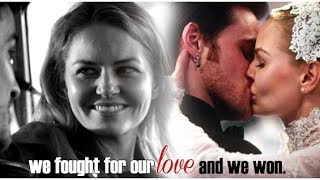 "Hook & Emma | ""We fought for our love, and we won"". [2x05 - 6x22] ~ THE CAPTAIN SWAN JOURNEY."