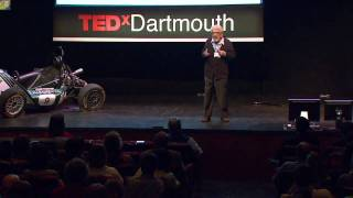 TEDxDartmouth - John Rassias - Teaching Heart to Heart