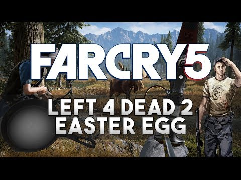 Easter Eggs - Far Cry 5 Wiki Guide - IGN