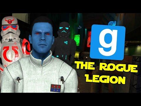 The Rogue Legion - Star Wars RP (Garry's Mod)