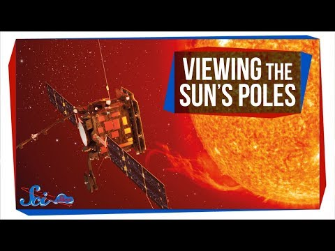 Why We've Only Ever Seen the Sun's Poles Once