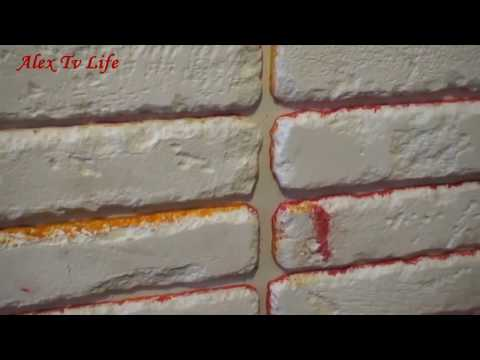 Производство декоративного камня/Изготовление силиконовой формы //часть1