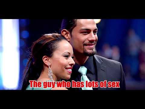 WWE Roman ring lyrics thumbnail