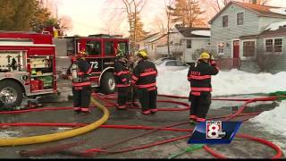 Community rallies to support family who lost everything in OOB fire