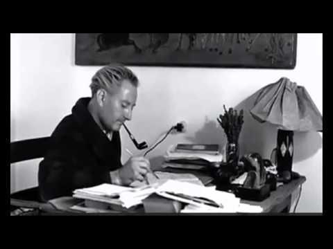 Le processus d'écriture de Jean Giono
