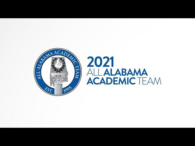 2021 All Alabama Academic Team