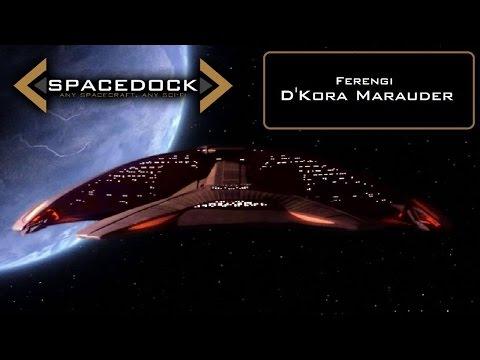 Star Trek: Ferengi DKora Marauder - Spacedock
