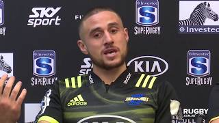 2018 Super Rugby Round 14: Hurricanes press conference