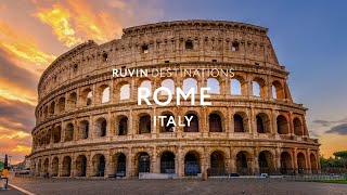 Rome | Dreamy Walking Tour with Alena | Our Top 12 Places to visit