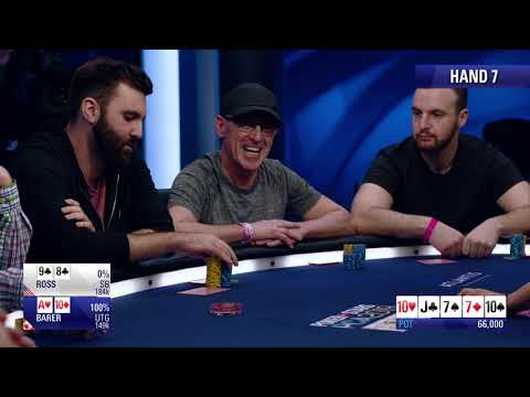 PokerStars Caribbean Adventure 2019 – Main Event – Episode 3