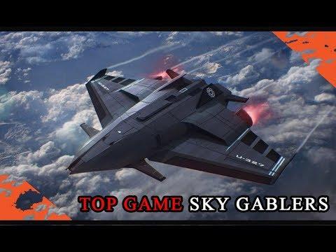 TOP Game sky gamblers: không chiến hàng đầu dành chi di động