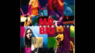 Mr.Big - Seven Impossible Days (original version from Japandemonium album)