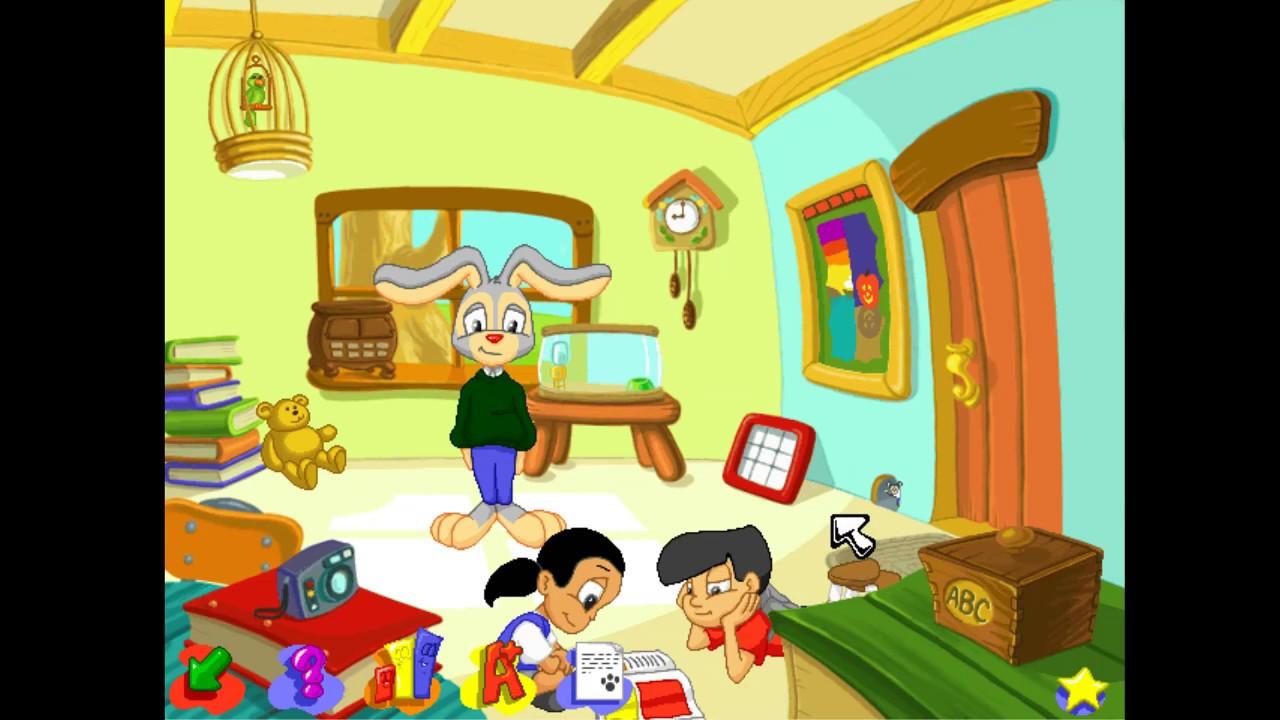 Jumpstart Kindergarten (1998) - YouTube