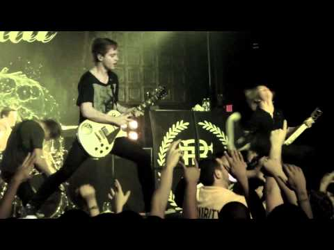 Rise Up & Guys Like You Make Us Look Bad  Blessthefall  @ Revolution