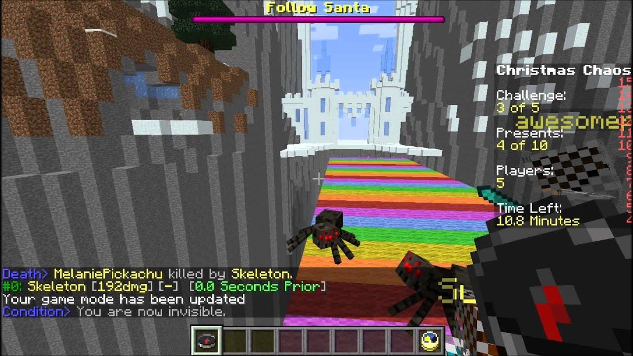Minecraft Mineplex Server: Christmas Chaos - Server IP: mineplex ...