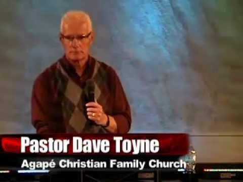 November 27, 2016 Pastor Dave Toyne