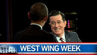 "West Wing Week: 12/12/14 or, ""Zeros & Ones"""