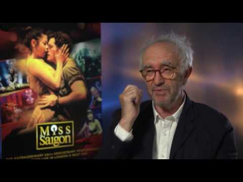 LIFE | Jonathan Pryce is a man in demand