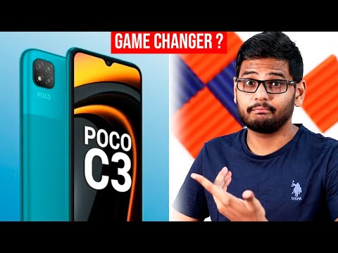 Poco C3 - Really Game Changer??