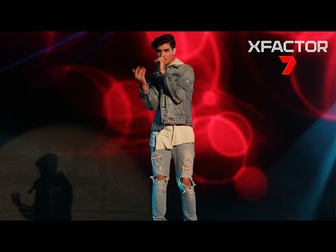 Vlado's performance of Major Lazer's 'Cold Water' - The X Factor Australia 2016