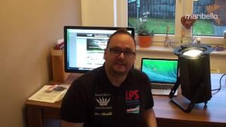 DJ Marco Maribello Quick Test & Check: Eurolite Theaterscheinwerfer LED THA-100F