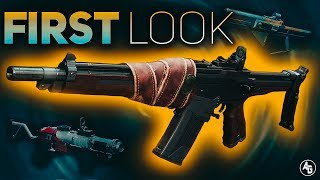 Breakneck, Loaded Question, & The Mountaintop (Pinnacle Weapons First Look) | Destiny 2 Forge