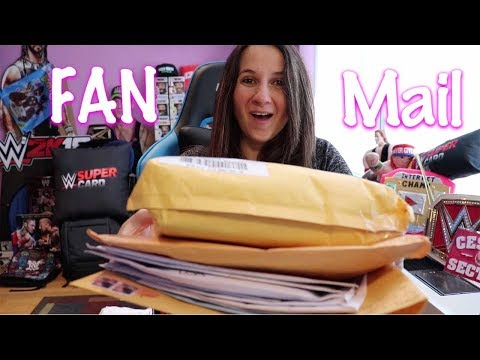 Fan Mail Friday -  April 20 2018