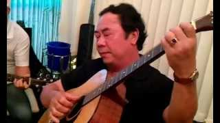 Quê quán ơi - hát Lê Hải và Guitar Ngọc Phong cùng Quang Thắng