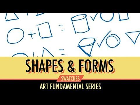 Art Fundamentals: Shapes & Forms