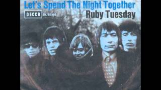 Rolling Stones - Let's Spend The Night Together HQ