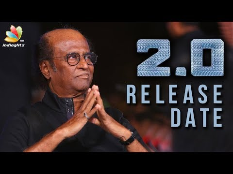 Rajinikanth 2.0 release date changed?  | Hot Tamil Cinema News | Director Shankar