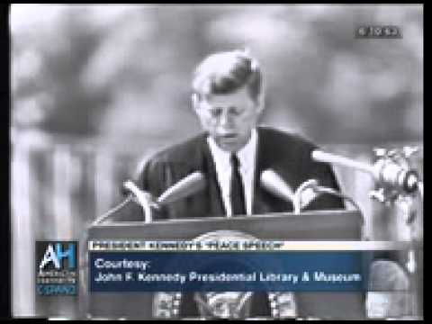 jfk on peaceful competition