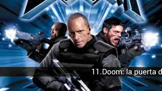 Gambar cover TOP 16 Películas de Dwayne Johnson