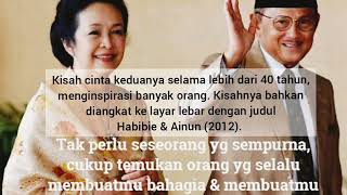 Lirik lagu Cinta Sejati (OST Habibie & Ainun) - Bunga Citra Lestari