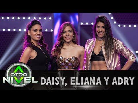 'Hasta El Techo' - Daisy Restrepo, Eliana Raventós Y Adry - Fusiones | A Otro Nivel