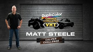 Garage Challenge Episode 5: The Calipers
