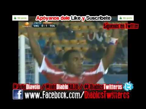 San Luis 0-2 Toluca J17 Futbol Picante: Los Diablos Super-Líderes