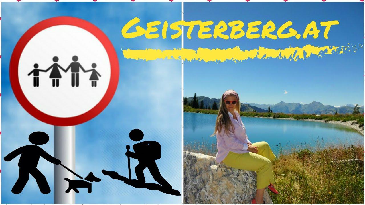 Отдых с детьми и собаками в Австрии - GEISTERBERG St.Johann-Alpendorf
