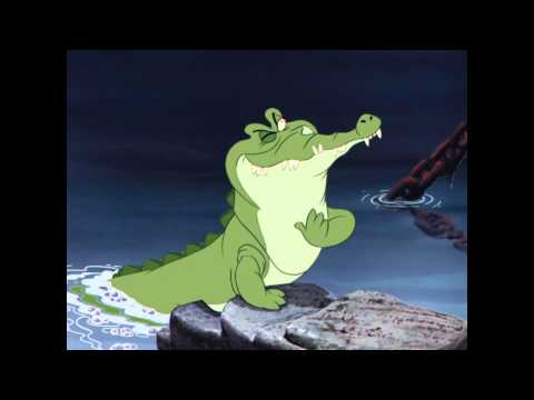 Crocodile Song from Peter Pan