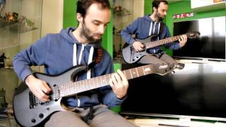 Neal Morse Band - City of Destruction - Guitar Cover