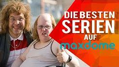 Die besten Serien auf  Maxdome 😍😍😍 | SenselessTV
