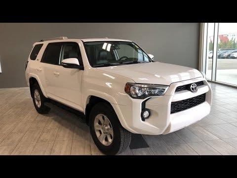 2016 Toyota 4Runner SR5 | Toyota Northwest Edmonton | P0068