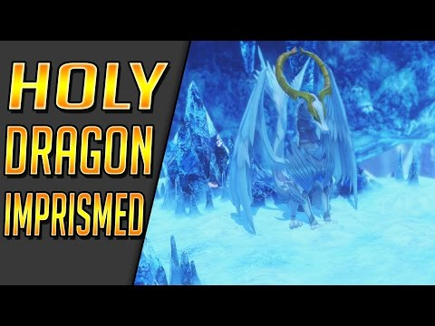 How To Imprism The Holy Dragon | World of Final Fantasy | PS4