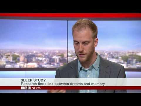 REM sleep and memory - BBC World News, 13-05-2016